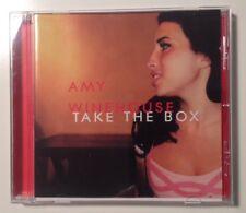 "Amy Winehouse ""Take The Box"", Cd, Near Mint, 3 Trks, Rare, OOP"