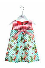 Rosalita Senoritas Kinder Mädchen Sommer Kleid Gr. 110 Neu Grape
