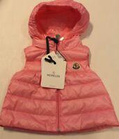 Smanicato MONCLER  tg. 2A abbigliamento bambina New Suzette 1
