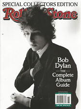 ROLLING STONE MAGAZINE SPECIAL COLLECTOR'S EDITION BOB DYLAN