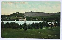 Postcard Lake Placid Club House NY 1900's 1908 Valentine's Series New York