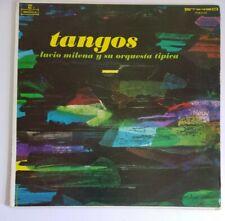 Tangos Lucio Milena y Su Orquesta Tipica MONTILLA FMS-2100 LP VG #3158