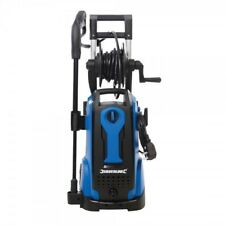 Silverline Air-Cooled Portable Pressure Washer Electric 240v 2100W 165Bar