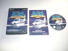 A36 36 Bonanza PC CD ROM Add-On Microsoft Flight Simulator SIM 2004 FS2004