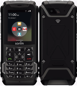 Sonim XP5 | XP5700 AT&T T-Mobile Rogers OR GSM Unlocked Smartphone 4GB BLACK