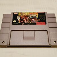 Donkey Kong Country 2 - Super Nintendo SNES Game Authentic FAST FREE SHIPPING