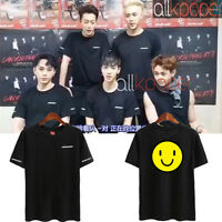KPOP HIGHLIGHT T-shirt LIVE CAN YOU FEEL IT Concert Tshirt Tee Tops Jun Hyung