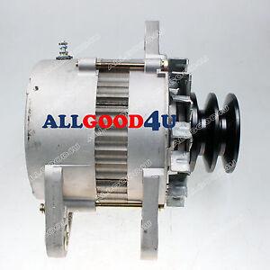 New Alternator 0-35000-3013 1-81200-297-0 for ISUZU Engine 24V