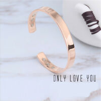 Bio Healing Copper Magnetic Therapy Bracelet Arthritis Pain Relief Bangle SP