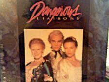 Dangerous Liaisons  SEALED Movie Soundtrack LP