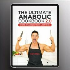 The Ultimate Anabolic Cookbook v2.0 by Greg Doucette