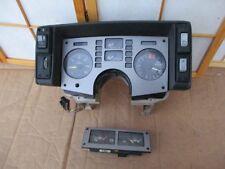 86-88 Pontiac Fiero GT 120mph Complete Dash +Center Instrument Gauge Cluster 95K