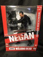 "The Walking Dead Negan Merciless Edition 10"" Figure NEW!"