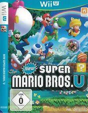 New Super Mario Bros. U   Nintendo Wii U   WiiU Spiel Game   DE   #A