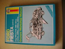 Haynes Manual Fiesta 1983 - 1989