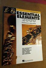 Hal Leonard Essential Elements 2000 Plus NEW CD for Bb Clarinet - Book 1