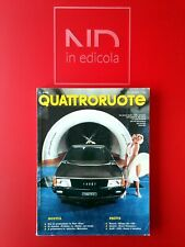QUATTRORUOTE 326 DICEMBRE 1982 - FIAT RITMO 60 85 LANCIA TREVI VOLUMEX  AUDI 100