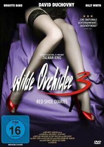Wilde Orchidee 3 Red Shoe Diaries DVD neu&ovp. Kult Erotik FSK 16 David Duchovny