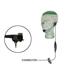 Klein Razor Behind the Head Headset for Motorola Tetra Two Way Radios