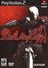 Devil May Cry  (Sony PlayStation 2, 2002) Rated M for Mature, Greatest Hits