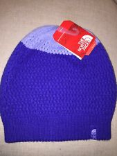 The North Face youth shinsky reversible beanie size M