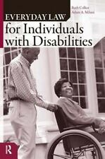 Everyday Law For Individuals With Disabilities (The Everyday Law Series), United