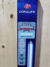 Coralife-Coralife Daylight T5 Ho Fluorescent Lamp 10000k 24in/24 Watt