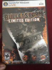 🔫 Nueva!!! Bulletstorm Edición Limitada (PC, 2011) Sellado De Fábrica!!! 🔫