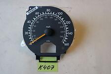SL R129 Kombiinstrument Tacho Tachometer Bj 97 miles  Digital kilometer anzeige