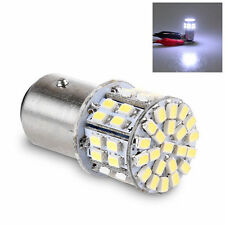 12V White LED Light 1157 BAY15D 50SMD 1206 6000K Car Tail Stop Brake Lamp Bulb