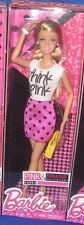 BARBIE COLLECTOR PINK & FABULOUS COLLECTION 1 LOOK 2 BARBIE DOLL, NEW