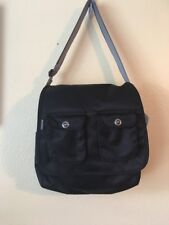 New Columbia Messenger diaper bag tote Azza II L ul9724 011 Women's Black  Men's