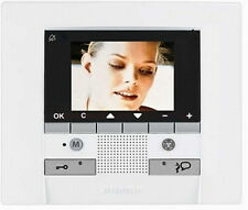 PROMO!! Bticino 344163 Polyx MEMORY Videocitofono 2 Fili LCD 3,5 pollici NUOVO!!