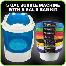 5gal 8bag kit bubble ice bags 5gal bubble machine now ice magic
