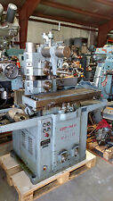 Kent-Owens 2-20 DS Double Spindle Production Mill