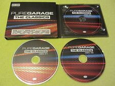 Pure Garage Classics 3 CD Album Dance ft Artful Dodger DJ Zinc Craig David