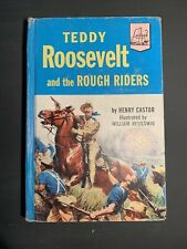 Teddy Roosevelt and the Rough Riders #41 Landmark HB/DJ