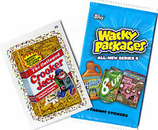 "2011 Wacky Packages All New Series 8 (ANS8) ""FLASH~FOIL"" Singles ( PICK 1 )"