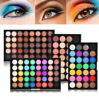Pro 28/40 Colours Warm Pigment Nude Eyeshadow Palette Makeup Eye Shadow Set Kits