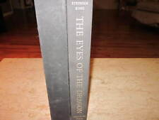 The Eyes of The Dragon by Stephen King Signed Limited Edition