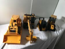 Konvolut Cat Radlader Bagger - Sandspielzeug von Caterpillar Bruder Defekt