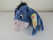 "Disney Store Exclusive Stamped Eeyore 12"" 30cm Winnie The Pooh Plush Soft Toy"