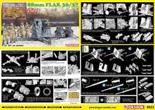 1/35 Dragon 88mm FlaK 36/37 (2 in 1) #6923