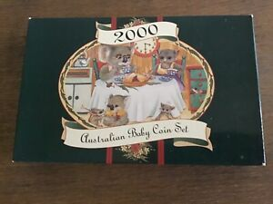 2000 Australia's Baby Proof Coin Set