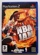 NBA JAM - PLAYSTATION 2 PS2 PLAY STATION 2 - PAL ESPAÑA