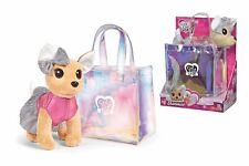 SIMBA 105893432 - ChiChi Love Shimmer - Chihuahua Plüschhund Kuscheltier