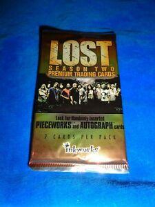 2006 Inkworks Lost Season 2 Trading Card Pack  (NS11)