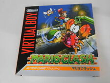 Nintendo Virtual Boy Mario Clash Japan VB w/box NEW