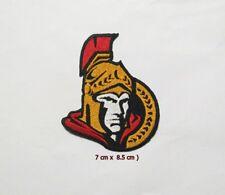 Ottawa  Senators  NHL  Sport Logo Embroidery Patch Iron and sewing on Clothes