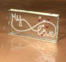 Spaceform My Infinite Love Token Valentines Love Gift Ideas for Her & Him 1884